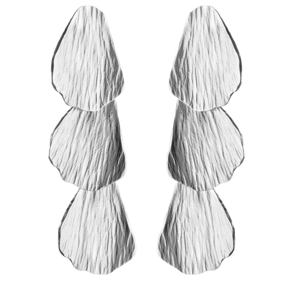Lumoava Yölento, pitkät korvakorut
