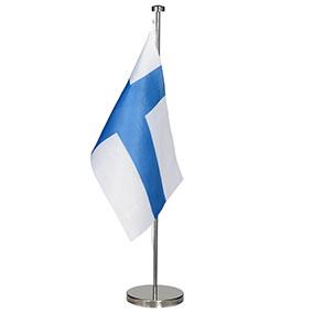 Suomenlippu pöytämalli