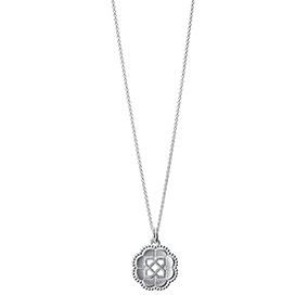 Kalevala Osmansolmu Amuletti-riipus, hopea