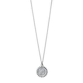 Kalevala Hannunvaakuna Amuletti-riipus, hopea