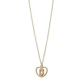 Kalevala Teljänneito Amuletti-riipus, pronssi